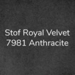 Royal Velvet 7981 Antraciet